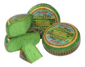 gouda pesto verde
