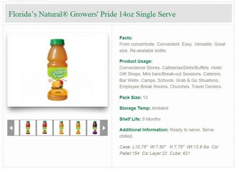 Growers pride pet 414 ml