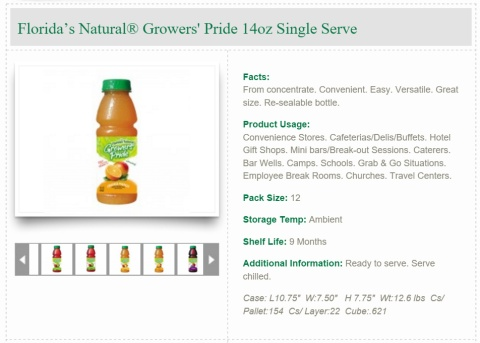 Growers pride pet 414 ml